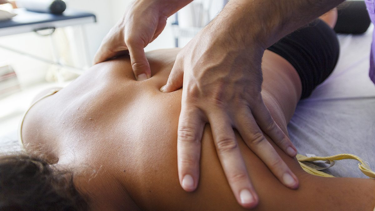 Massage therapy for deep relaxation