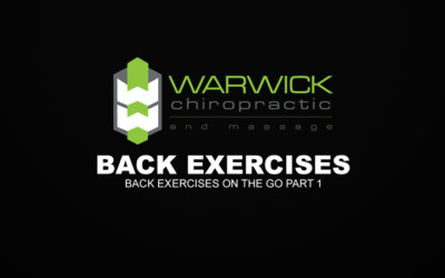 Back Exercises On the Go Part 1