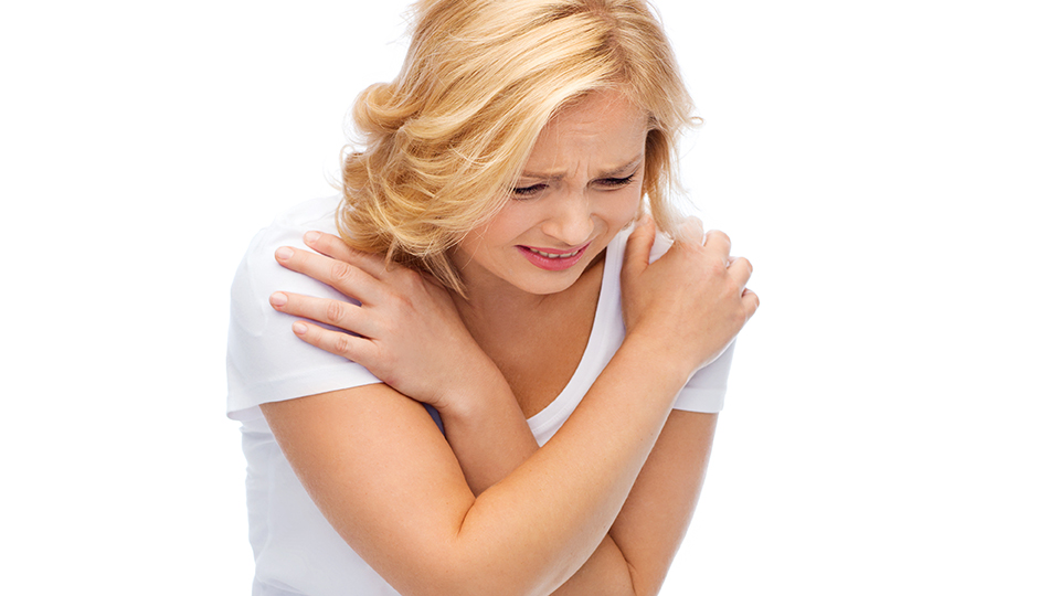 What to do About Shoulder Pain Says Lacey Olympia Chiropractor